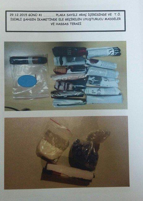 Kocaeli'de 485 Kilogram Uyuşturucu Ele Geçirildi