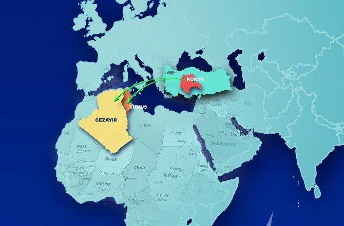 KTO'dan Tunus Ve Cezayir'de B2b Organizasyonu