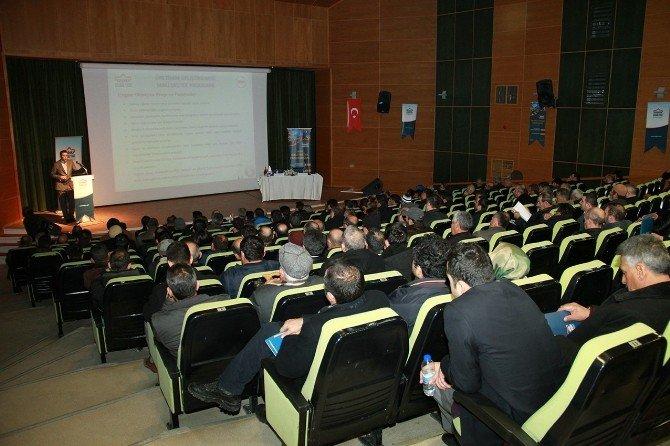 Kudaka Mali Destek Programları Bilgilendirme Toplantıları Başladı