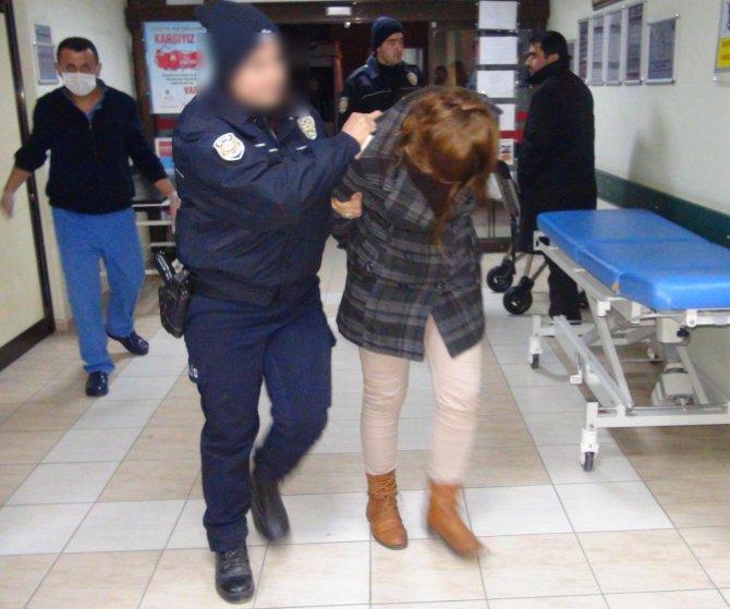 Üniversitede öğrenci kavgası: 6 yaralı, 61 gözaltı