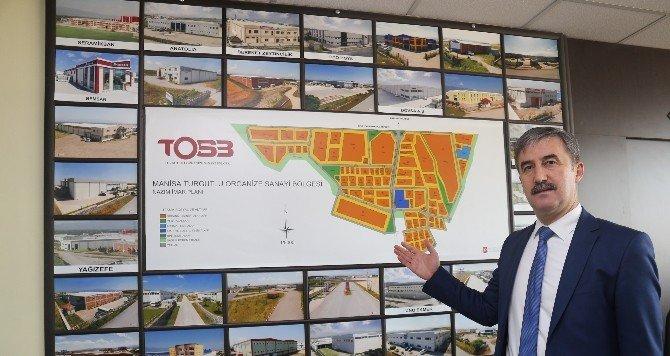 Turgutlu OSB'den Geleceğe Yatırım