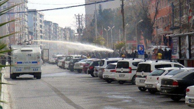 Kızıltepe'de Yürüyüşe Müdahale