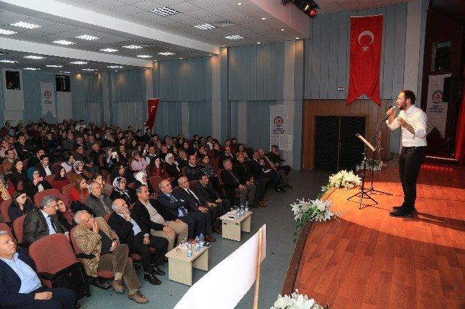 Mehmet Akif Ersoy Denizli'de Anıldı