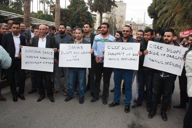 Polis, sendikaların AK Parti'ye yürümesine izin vermedi