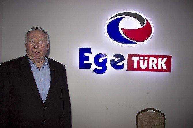 Ege Türk Televizyonu'nun Mühürlenmesi...