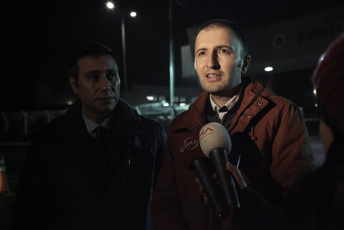 """""""Umarım Dündar, Gül, Baransu, Karaca ve diğer gazeteciler de serbest kalır"""""""