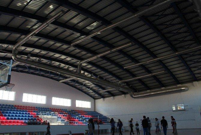Dünyada 3 Tesisin Bir Arada Bulunduğu TEK Spor Kompleksi