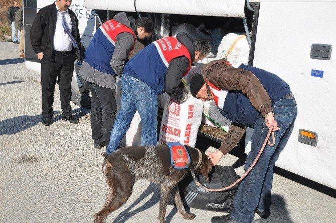 Bursa'da Geniş Çaplı Asayiş Operasyonu