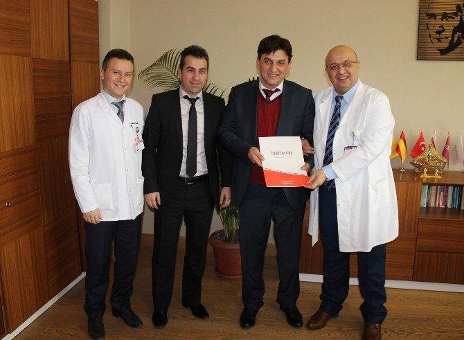 Kuyumcular Derneği İle Özel Medikar Hastanesi Arasında Sağlık Sözleşmesi İmzalandı