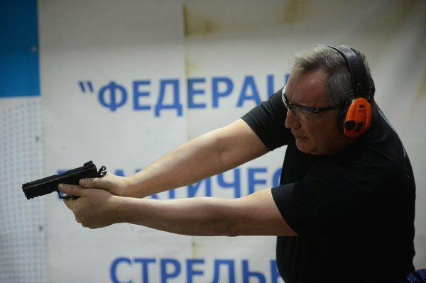 Atış Talimi Yapan Rusya Başbakan Yardımcısı Kendini Yaraladı