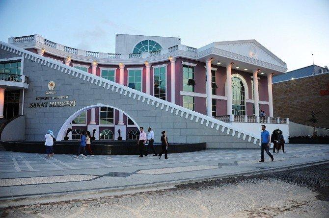 Sanatın Merkezi