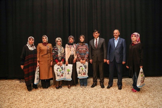 Başkan Fadıloğlu, Türgev Öğrencileriyle Buluştu