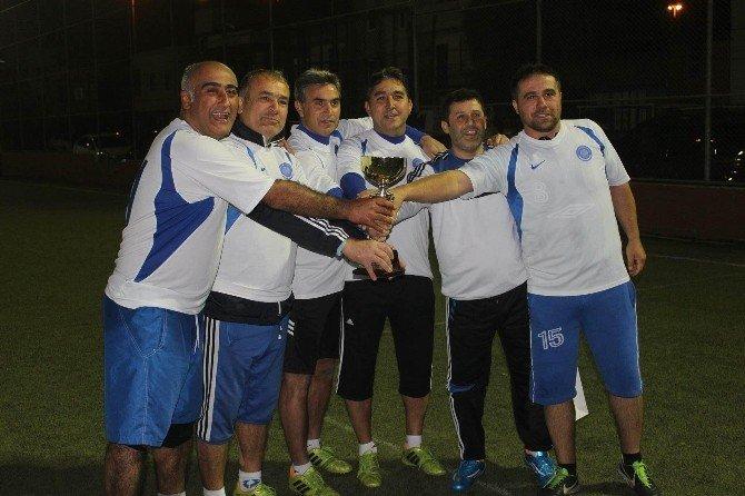 Veteranlar Futbol Turnuvası Şampiyonu Seyhan Oldu