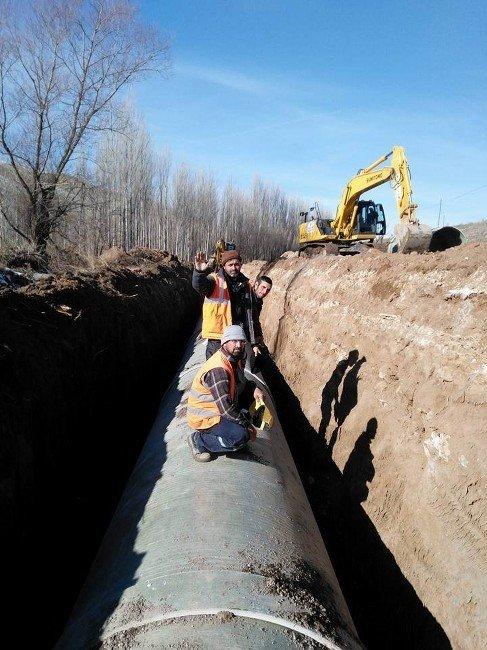 Sivas'ta İşçiler Toprak Altında Kaldı: 3 Ölü