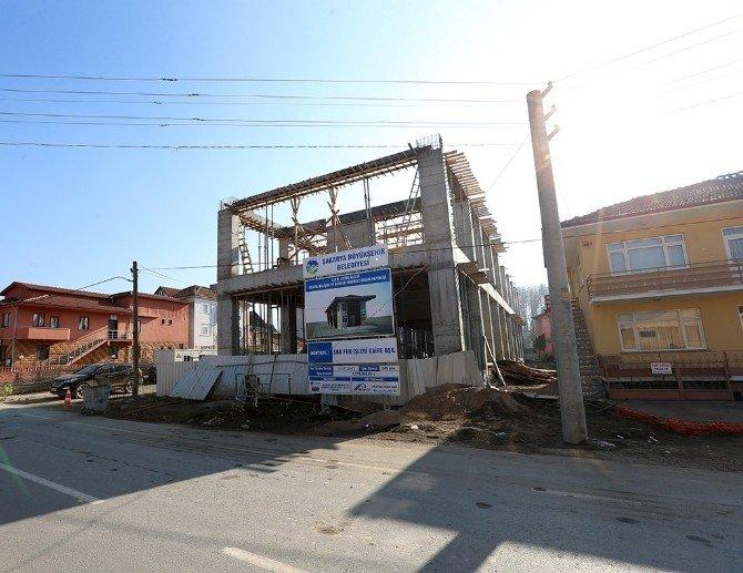 Geyve'nin Yeni Merkezi 2016'da Hizmette