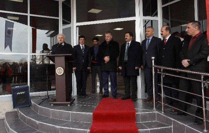2015'in Son Toplantısı Aşkale'de Yapıldı