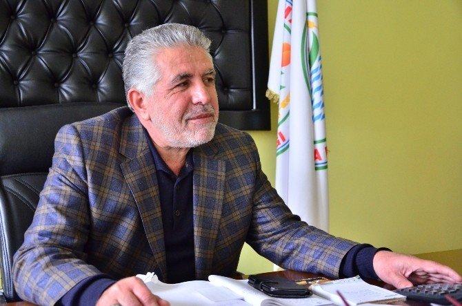 Derme Sulama Birliği Başkanı Polat: