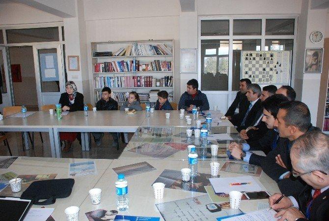 """Tokat'ta """"Birleştirilmiş Sınıf"""" Çalıştayı"""