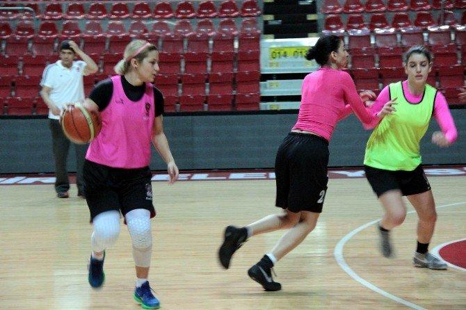 Agüspor Fenerbahçe'ye Hazırlanıyor