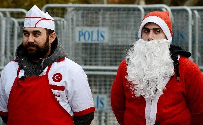 Yılbaşı Gecesi İstanbul'da 15 Bin Polis Görev Yapacak