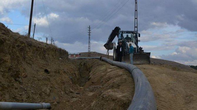 Bozkurt: İlçemizin 70 yıllık su sorununu yeni açılan su kuyuları ile çözeceğiz