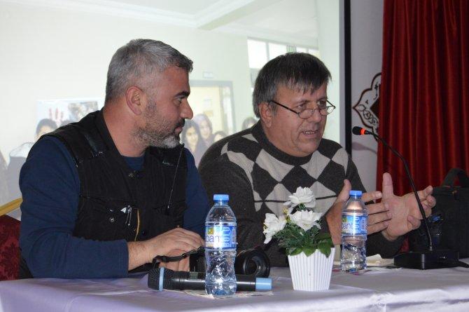 Fatihli öğrenciler, gazetecilerle buluştu