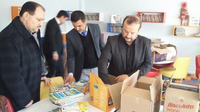 Kütüphane İçin 2 Bin Kitap