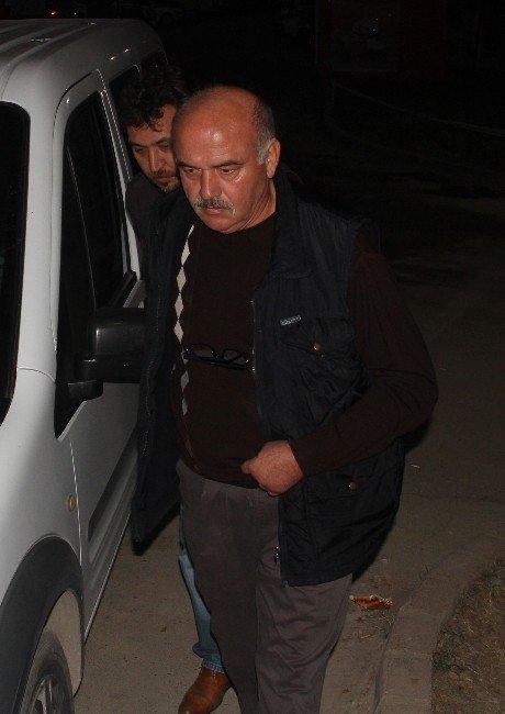 Gözaltına Alınan Eski Emniyet Müdürü Adliyeye Sevk Edildi