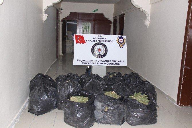 Adıyaman'da Kaçak Silah Ve Uyuşturucu Operasyonu: 7 Tutuklama