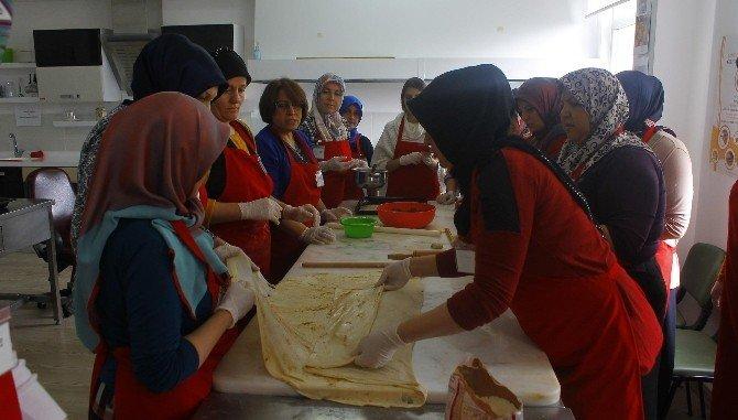 Termal Otellerin Aşçıları Halk Eğitimde Yetişiyor