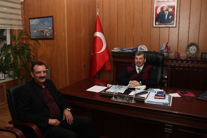 AK Parti Balıkesir İl Başkan Vekili M.baki Yarımdağ: