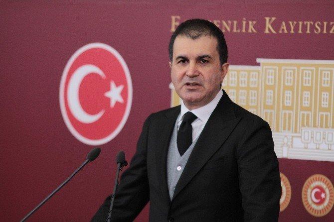 AK Parti Sözcüsü Çelik'ten Davutoğlu-kılıçdaroğlu Görüşmesi Sonrası Açıklama