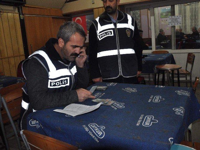Aydın'da Yılbaşı Öncesi Kamuya Açık Mekanlarda Denetim Yapıldı
