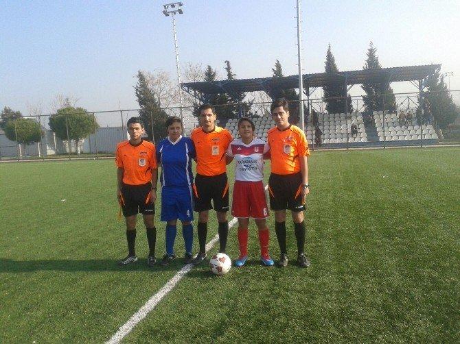 Bayanlar Futbol 3. Lig 2. Grup: