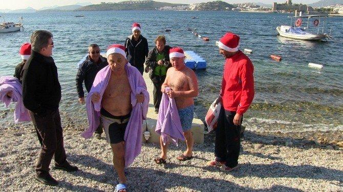 Memlekette Kar, Bodrum'da Deniz Keyfi