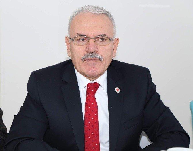 Bozok Üniversitesi Rektörü Karacabey, 2015 Yılını Değerlendirdi