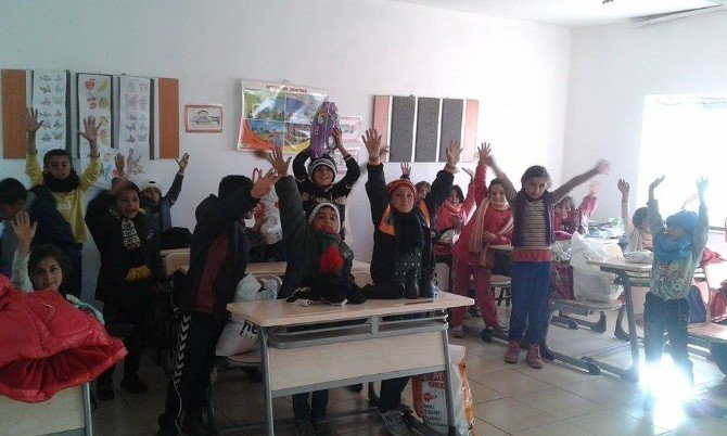 Mardin'li Öğrenciler Çaycuma Halkına Teşekkür Ettiler