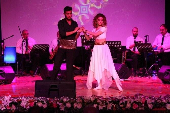 Odunpazarı Belediyesi Yeni Yıl Konseri Düzenledi