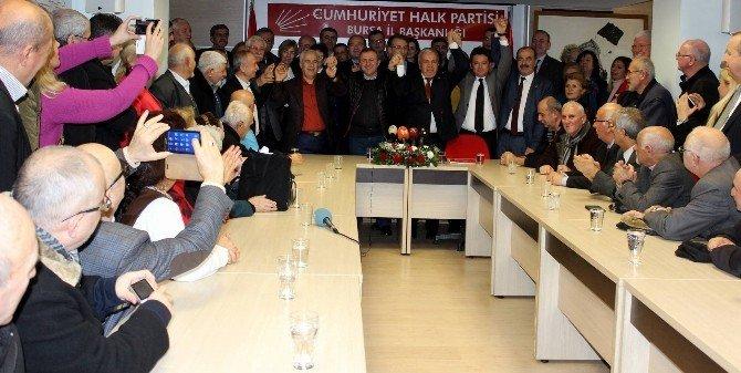CHP Milletvekili Ceyhun İrgil Yaptığı Espiriyle Salonu Kahkahaya Boğdu