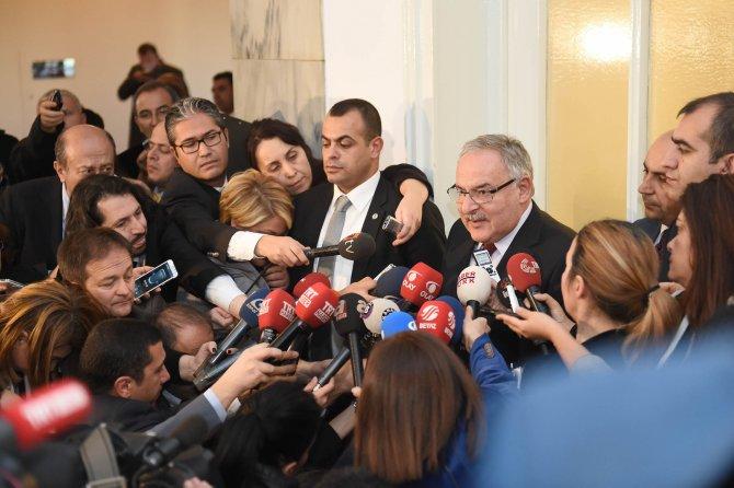 Davutoğlu-Kılıçdaroğlu görüşmesi 2,5 saat sürdü