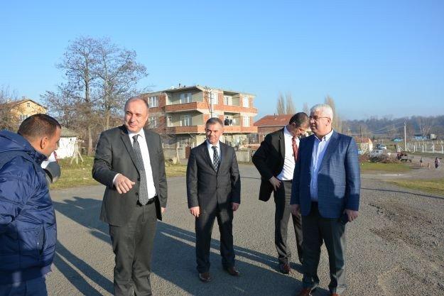 Teski Genel Müdürü Dr. Başa'dan Kaymakam Kızıltoprak'a Ziyaret