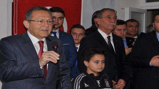 Bandırma'da Ensar Vakfı Açıldı