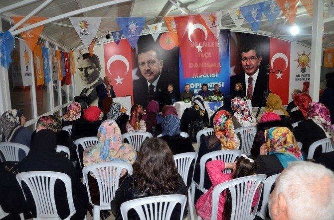 Başkan Öztürk'ten Duble Yol Ve Tapu Müjdesi