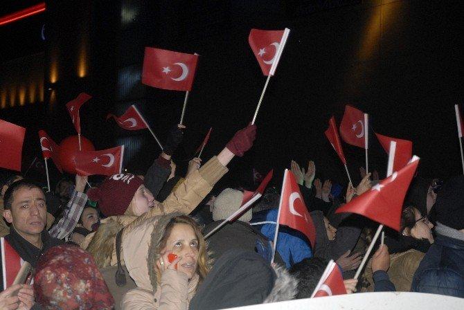 Eskişehir Fatih Erkoç İle Isındı