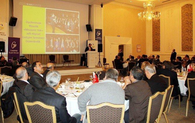 Gtb Ortak Komite Toplantısı