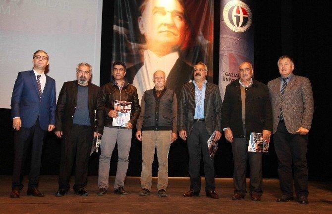 Gaziantep'te 'Kalkınma' Konferansı