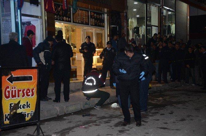 Gaziantep'te Soygun Girişiminde Çatışma Çıktı