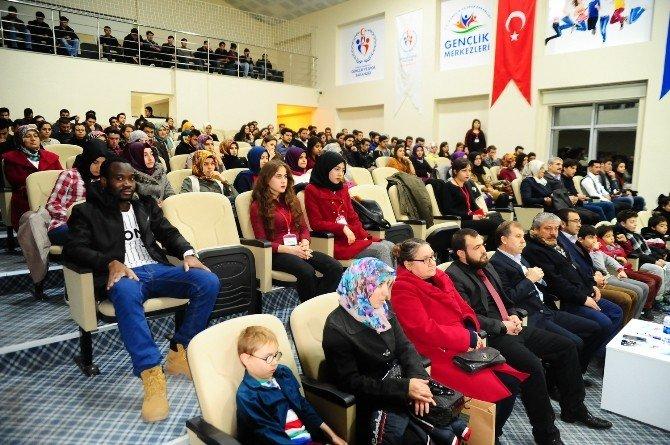 Uşak'ta Gençlik, Mehmet Akif'i Andı