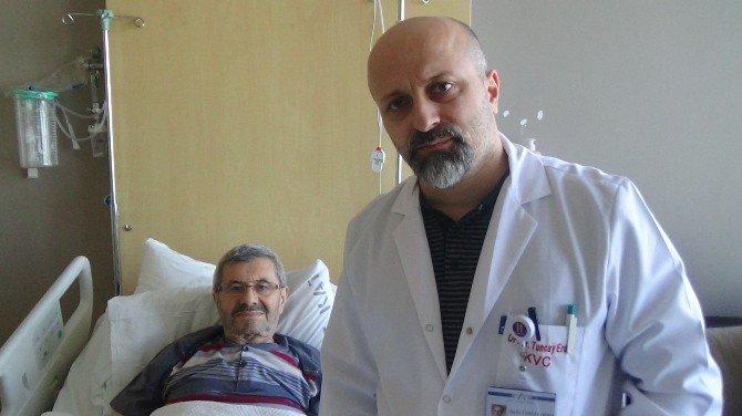 Giresun'da İlk Defa Yapay Damar Ameliyatı Gerçekleştirildi