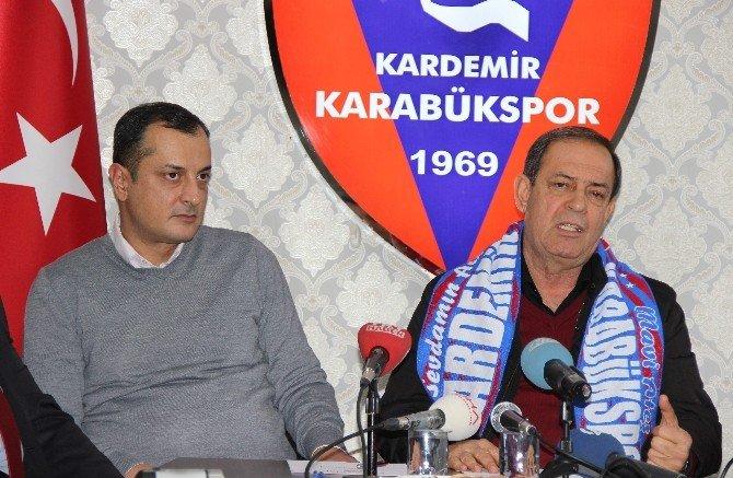 Karabükspor'da İkinci Yücel İldiz Dönemi Başladı